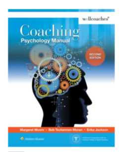Coaching Psychology Manual Book cover